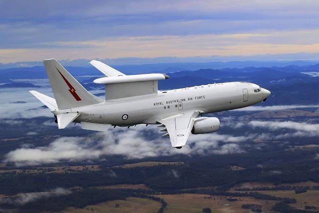 RAF buy Boeing E-7 Wedgetail