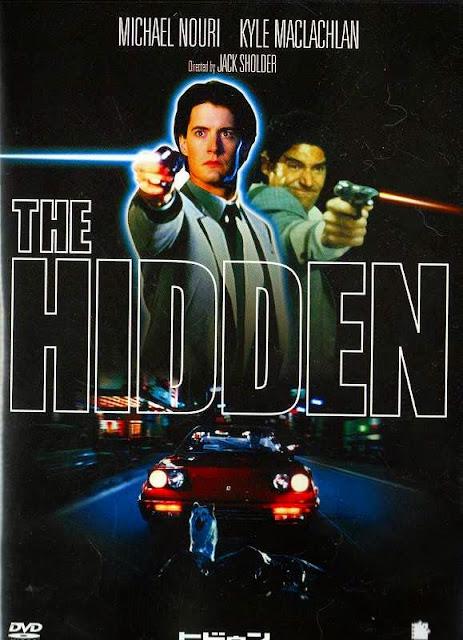 ver peliculas de terror, the hidden 1987, ciencia ficcion , horror movie