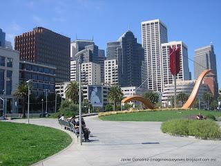 San Francisco - Parque del Rincón - Rincon Park