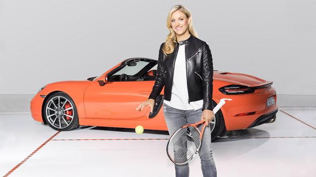 Sharapova ya tiene sucesora: Angelique Kerber