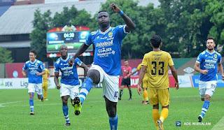 Bhayangkara FC vs Persib Bandung 1-2