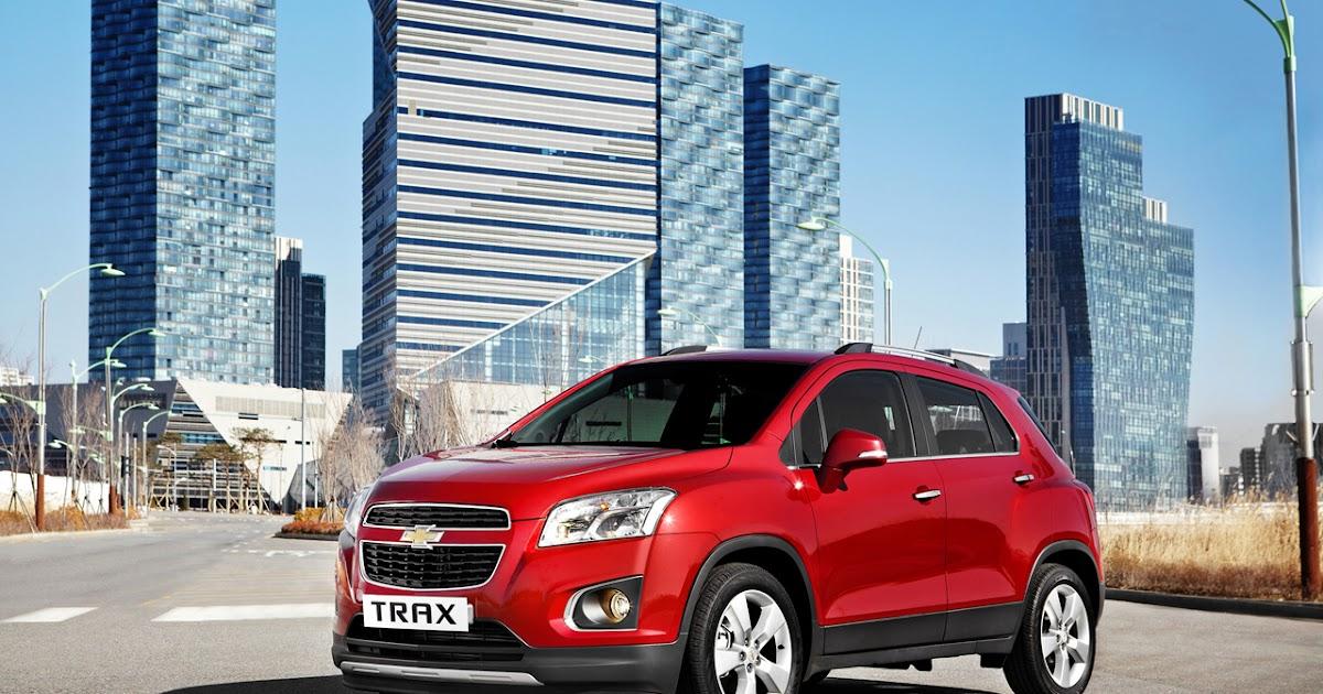 Leopauls Blog Gm Korea Chevrolet Trax