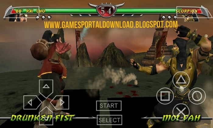 Mortal kombat unchained psp iso free download torrent sevencountry.