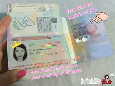 Visa Waiver Bebas Visa Jepang
