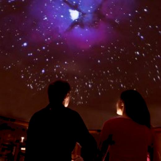 Picnics bajo las estrellas