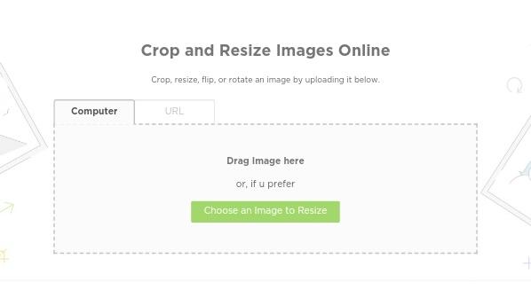 Cara Crop Edit Dan Resize Gambar Dengan Mudah Secara Online