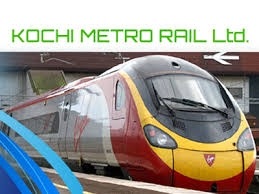 Kochi Metro Rail Limited – KMRL Recruitment 2017,General Manager Posts,01 posts