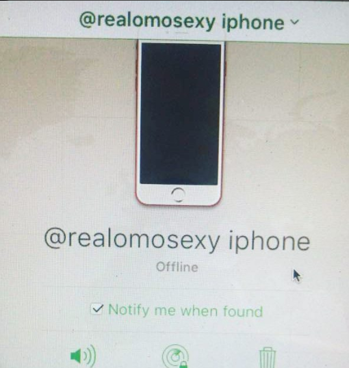 Omotola Jalade-Ekeinde loses her new Iphone