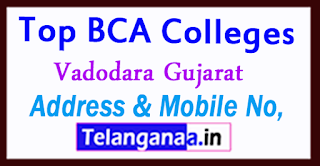 Top BCA Colleges in Vadodara Gujarat