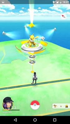 Як і навіщо грати у Pokemon Go?