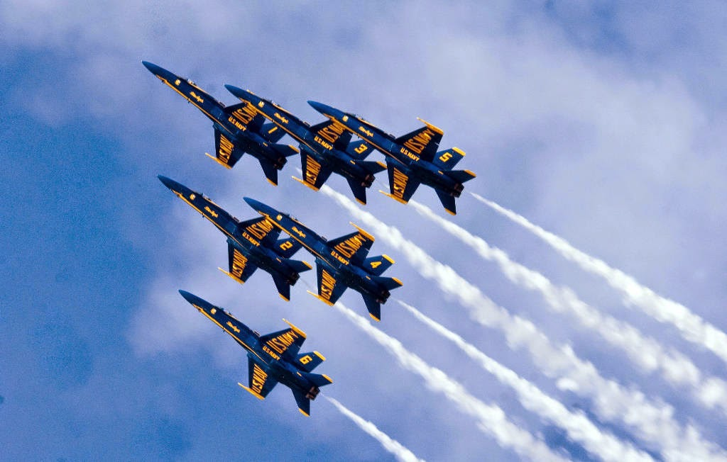 U.S. Navy Blue Angels, NAS Pensacola FL