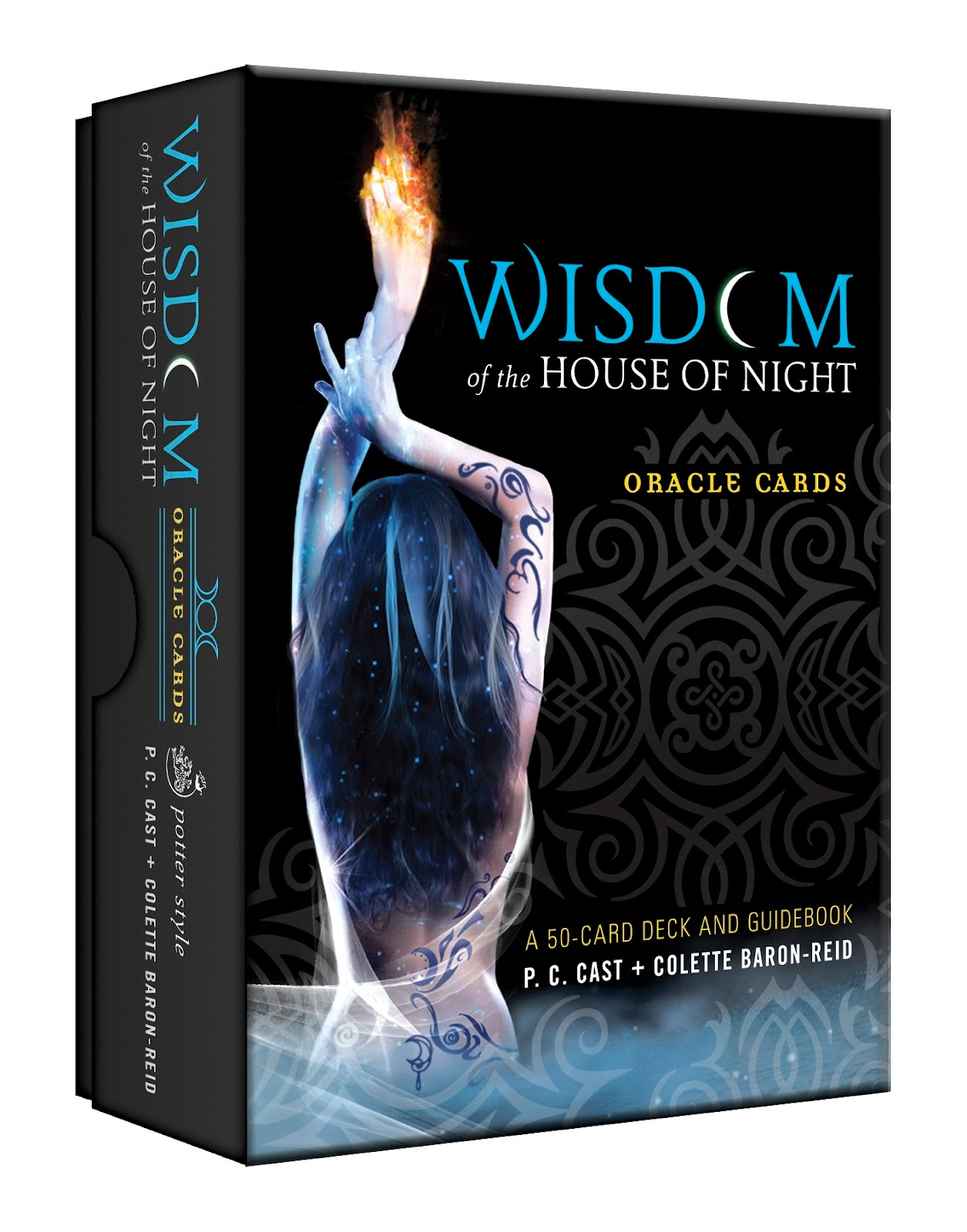 Oracle Card Detox Your Friendships: PC's Blog: Wisdom Of The House Of Night Oracle Cards