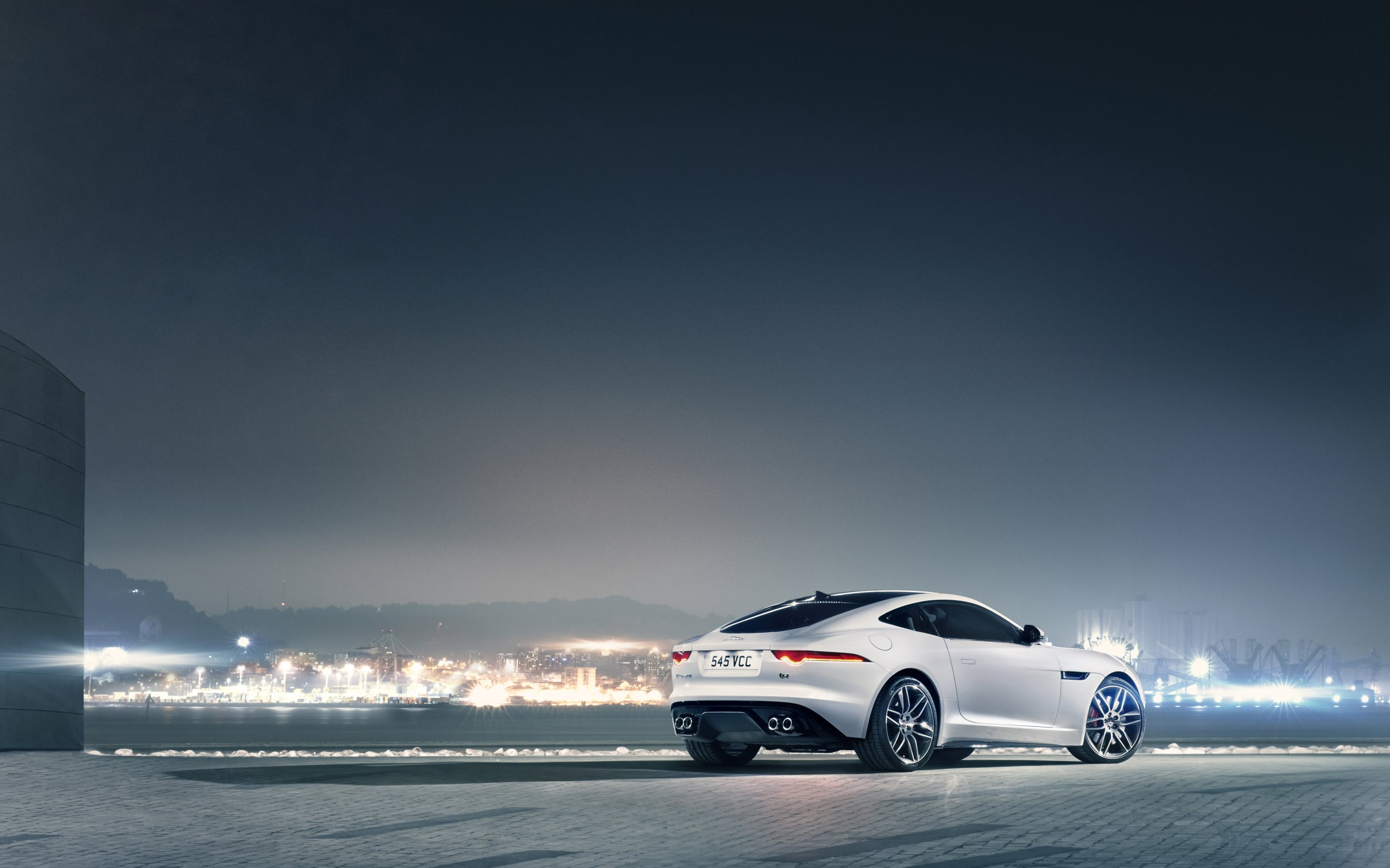 Jaguar F Type R Coupe Wallpaper