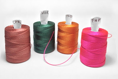 Tags for C-Lon Bead Cord