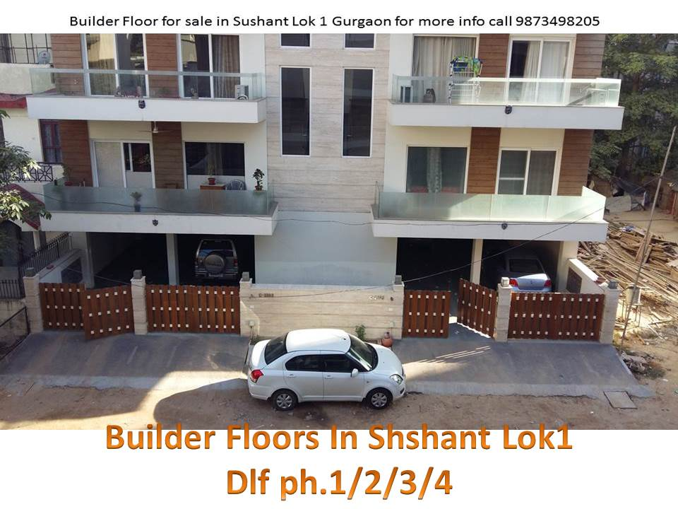 Builder Floors Gurgaon