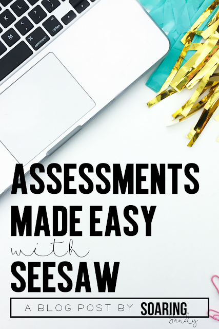 Learn how Seesaw can be a game changer when administering and reviewing assessments in the classroom.