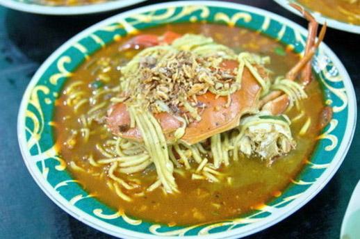 Masakan khas Aceh