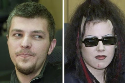 Os assassinos Manuela e Daniel Ruda