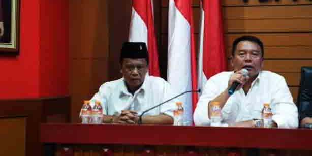 "Harap Suara Muslim, Pasangan ""Hasanah"" Janjikan Rp 1 T untuk Pesantren dan Masjid di Jabar"