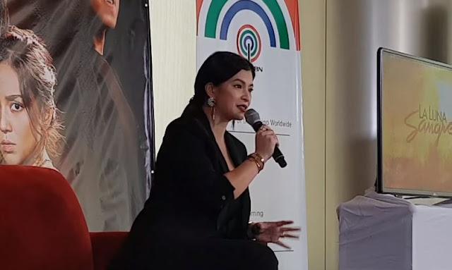 Angel Locsin, Inaming 'Nagpasintabi' Muna Kay Kathryn Bernardo Bago Bumalik Sa La Luna Sangre!