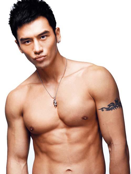 Asian Male Hunks: Gu Youming