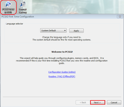Cara Setting Emulator Game PS2 Lengkap dengan Gambar