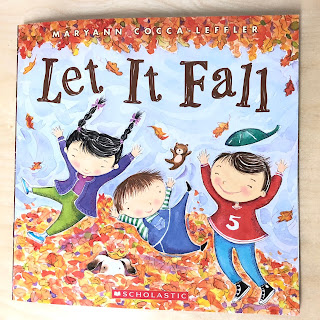 Looking for a great book for fall that will target a variety of your speech and language goals?  This one is it!  Check out how I used this book in therapy with my preschool speech and language students.