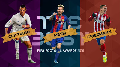 FIFA Golden Ball Award 2016