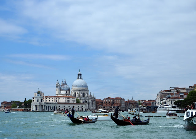 Venezia, Canale di San Marco