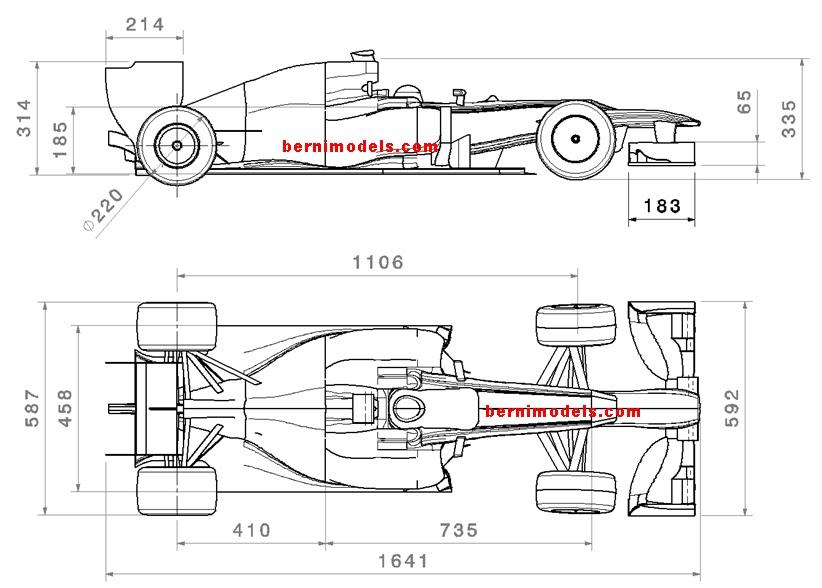 BerniModels: Car preliminary design study
