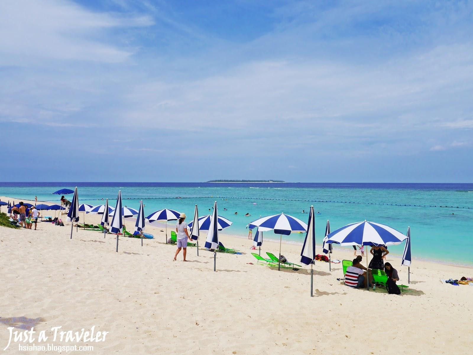 沖繩-海灘-推薦-瀨底海灘-Sesoko-Beach-瀬底ビーチ-Okinawa-beach-recommendation