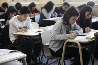 hoy se llevan a cabo las pruebas aprender en todo el país