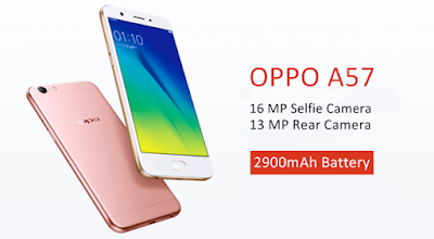 Oppo A57 ( Full Specifications ) Oppo Camera Phone