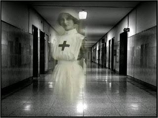leyenda La Enfermera del Hospital General