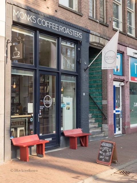 Monks Coffee Roasters - Amsterdam