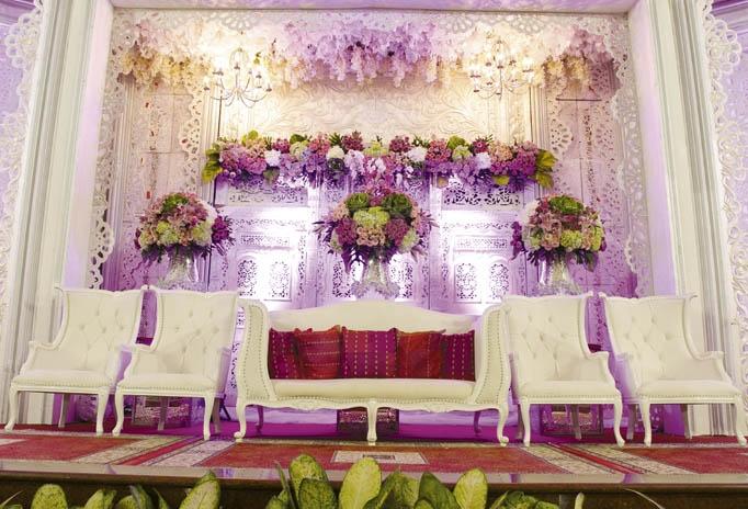 50 Dekorasi Pelaminan Minimalis Untuk Pernikahan
