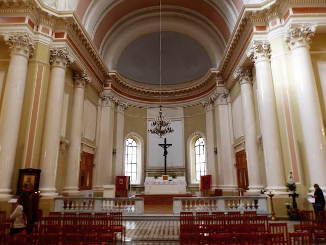 Kościół św. Katarzyny w Petersburgu.