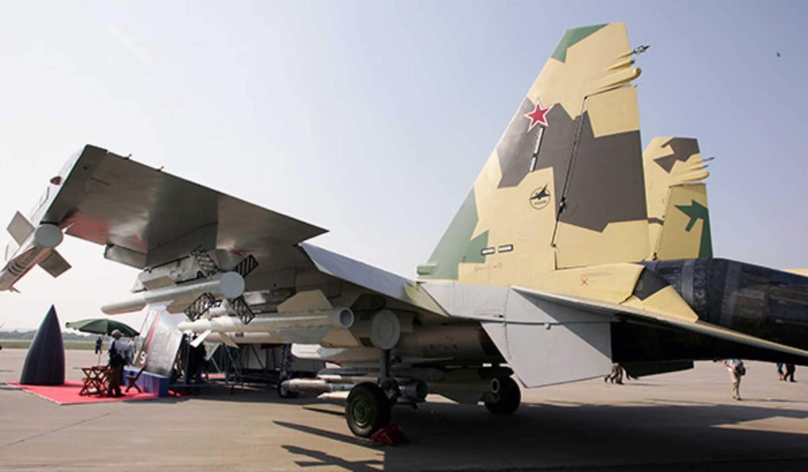 Kenapa harus Su-35, apa yang mampu dilakukan