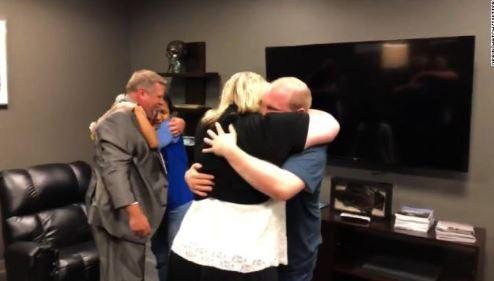 John Holt Released from prison