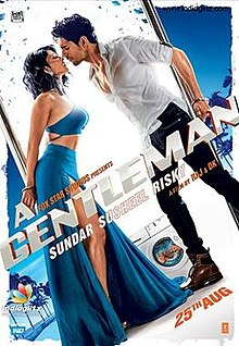 A Gentleman (2017) Hindi New Desi Movie (Bollywood) Download From DL4TOTS