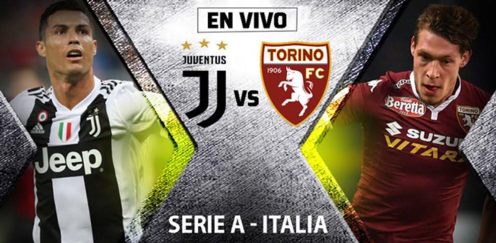Rojadirecta JUVENTUS TORINO Streaming e Risultato Diretta Live: formazioni ufficiali derby e ultime notizie CR7 Cristiano Ronaldo.