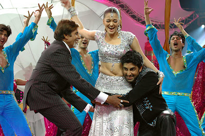 Bachchan family performance