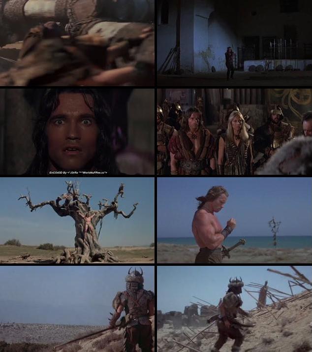 Conan the Barbarian 1982 Dual Audio Hindi 480p BRRip