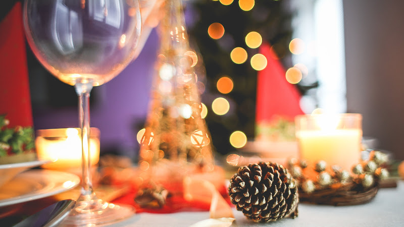 Table for Christmas Celebration HD 2