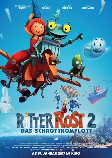 Film Promotion, Scout, Commerzbank