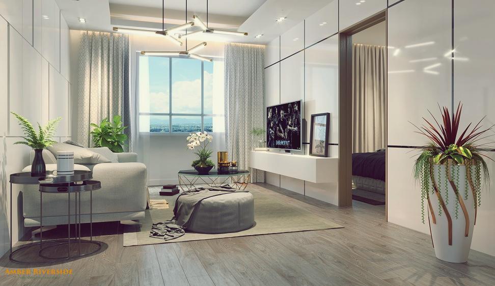 Amber Riverside bàn giao căn hộ tiện nghi cho khách hàng