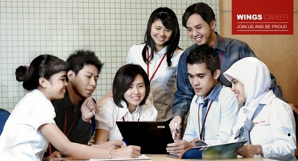 wings indonesia job lokers aceh