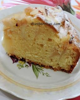 шарлотка яблочный пирог
