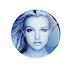 Britney Spears - Botton (#BS001) - 3,8 cm