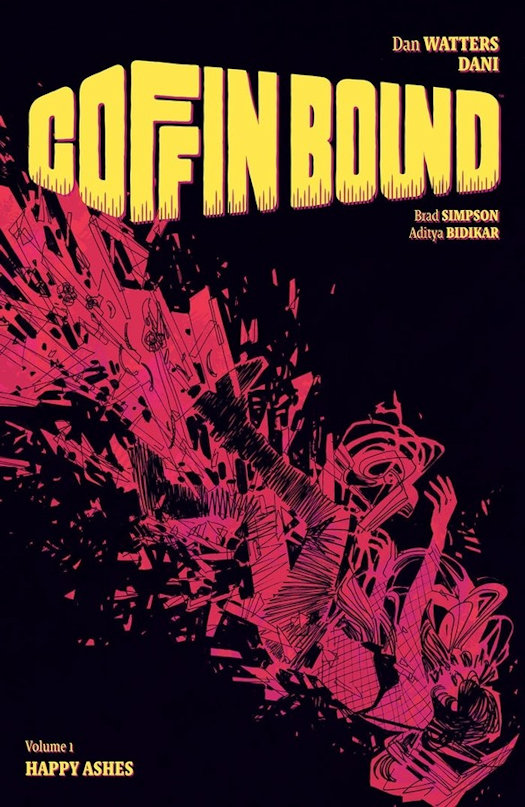 Coffin Bound - New Story Arc in August